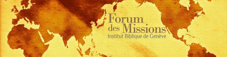 Forum des Missions