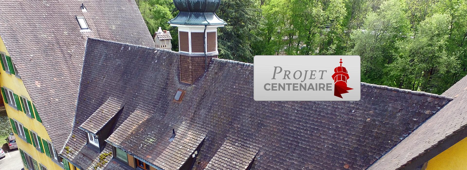 Projet Centenaire : Aide dans la renovation de l'IBG pour les prochaines générations !