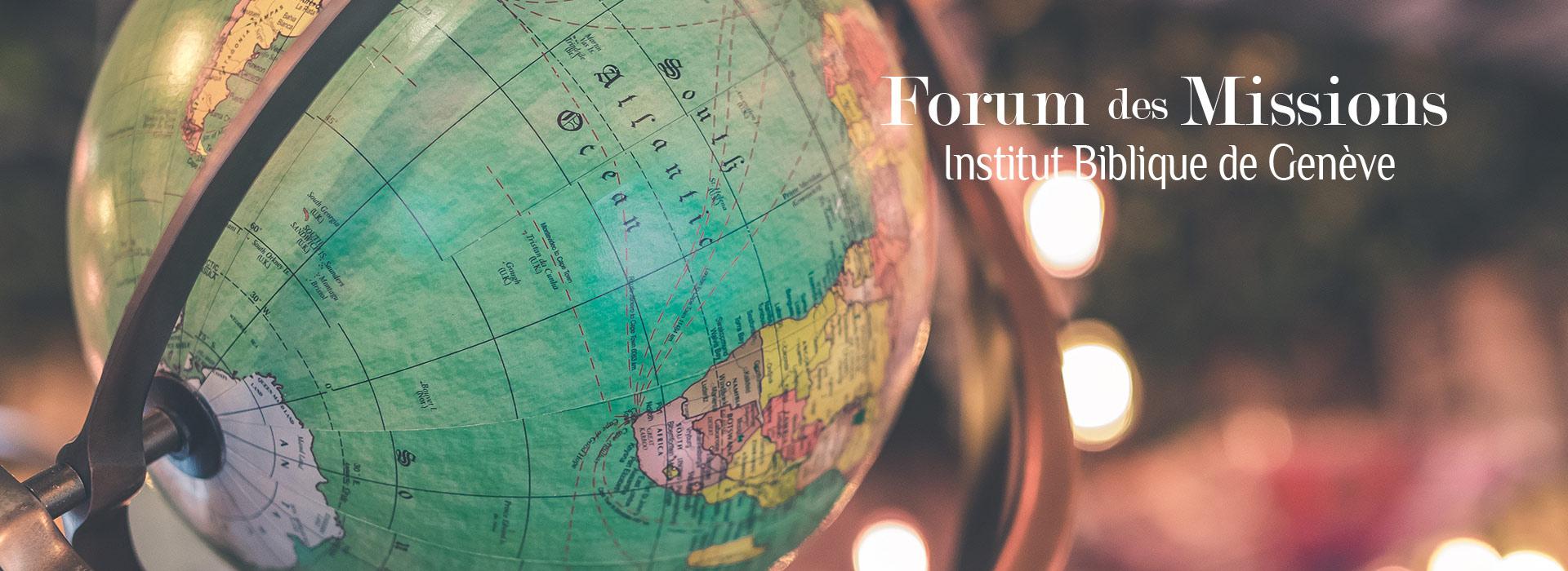 Forum des Missions 2019
